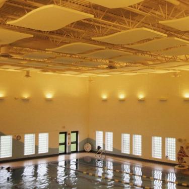 Indoor Pools Soundproofing Memtech Acoustical